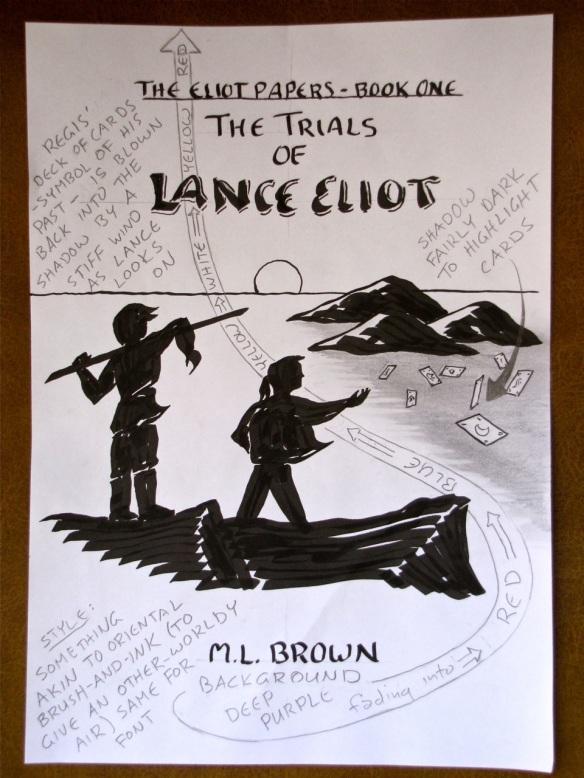 'Trials' Polished Concept Art