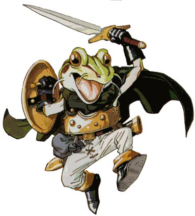 Ultimate Multiverse Heroes Tournament Frog