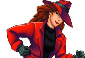 Carmen Sandiego's Fedora