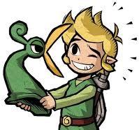 Link's... Cap