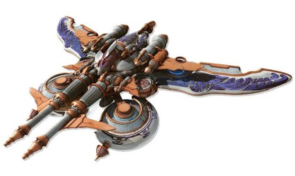 The Strahl from Final Fantasy XII