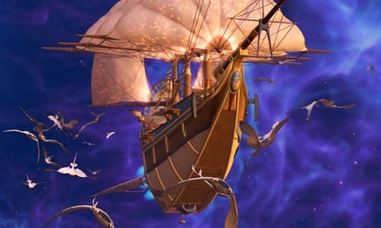 The RLS Legacy from Treasure Planet