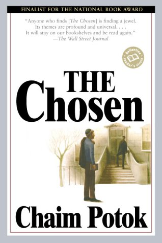 a plot summary of chaim potoks the chosen The chosen was nominated for a national book award in 1967 and made into a successful film in 1982 its sequel, the promise (1969) was the winner of an athenaeum award potok is also the author of a nonfiction volume, wanderings: chaim potok's history of the jews (1978), as well as several short stories and articles that have been published in.