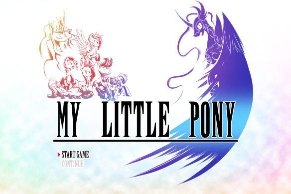 Final Fantasy (with Ponies)