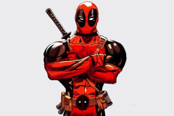 Deadpool will kill you for a chimichanga.