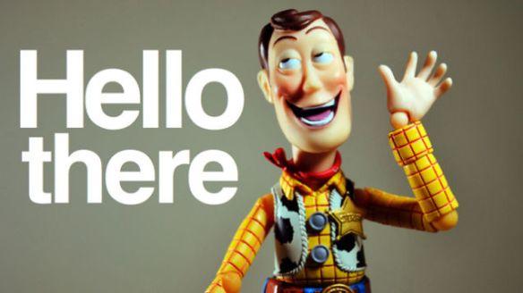 Meet Creepy Woody