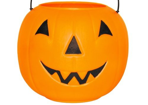 A horrible, horrible pumpkin