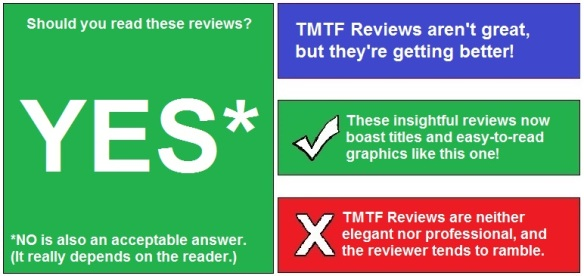 TMTF Reviews - TMTF Reviews