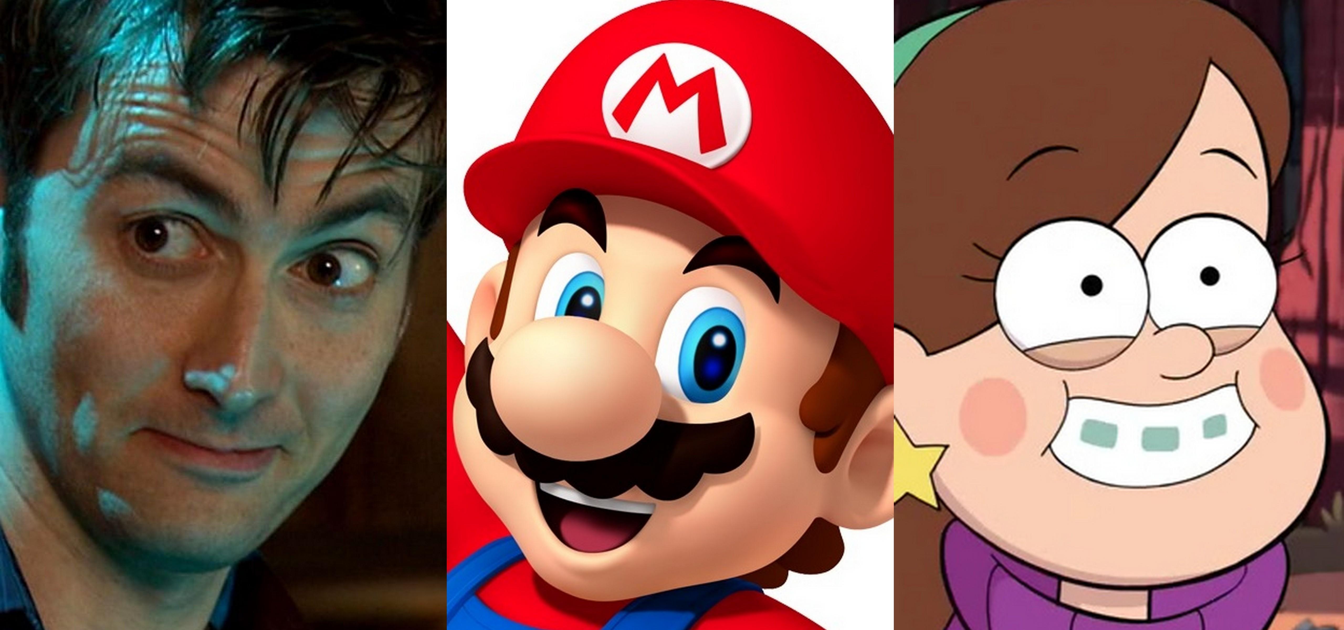 Mario and braces