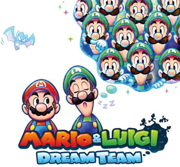Mario & Luigi - Dream Team