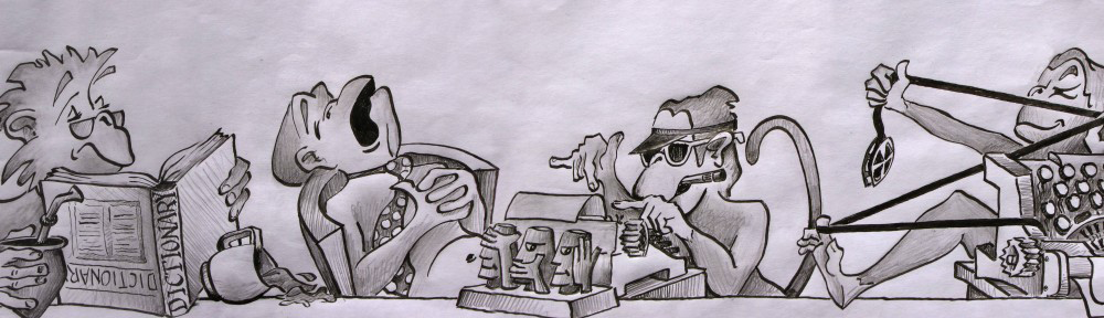 Typewriter Monkey Task Force