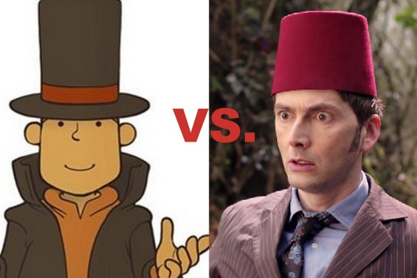 Top hats vs. fezzes