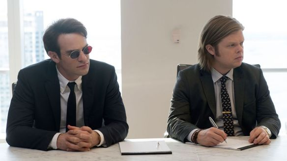 Matt Murdock and Foggy Nelson
