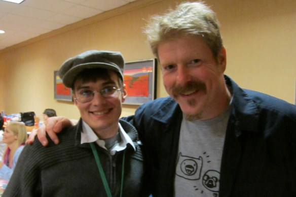 """""""Where have you gone, John DiMaggio? Our nation turns its lonely eyes to you."""""""