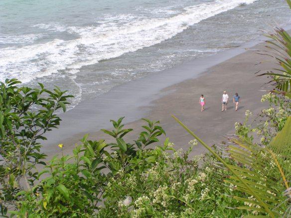 Acantilado beach