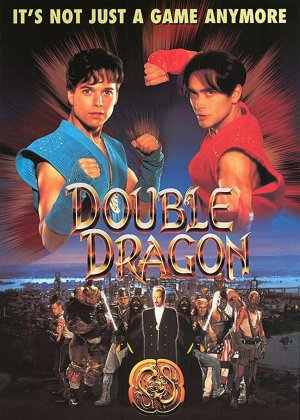 Bad video game movies - Double Dragon