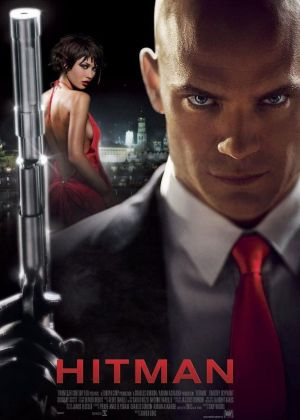 Bad video game movies - Hitman