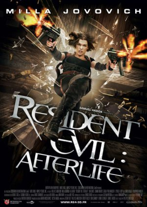 Bad video game movies - Resident Evil Afterlife