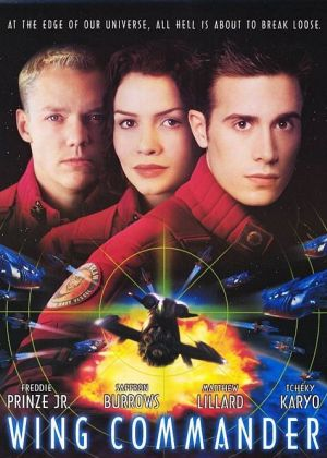 Bad video game movies - Wing Commander