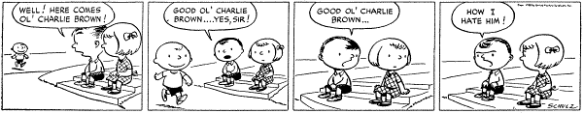 Good old Charlie Brown
