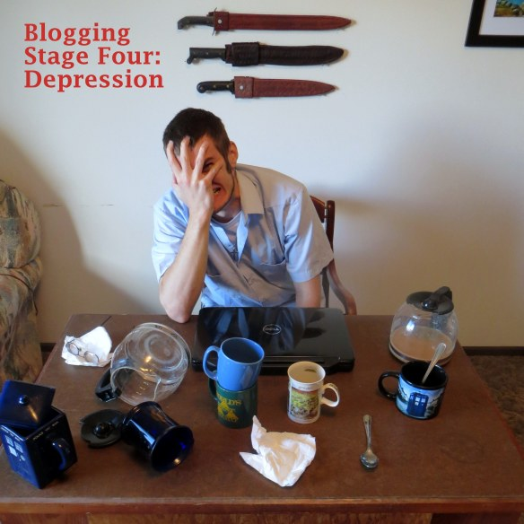 Blogging Stage 4, Depression