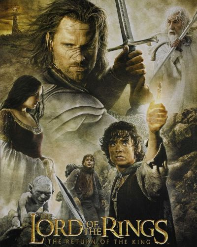 Return of the King movie poster