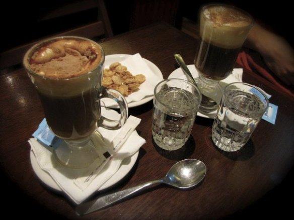 Spiritual coffee