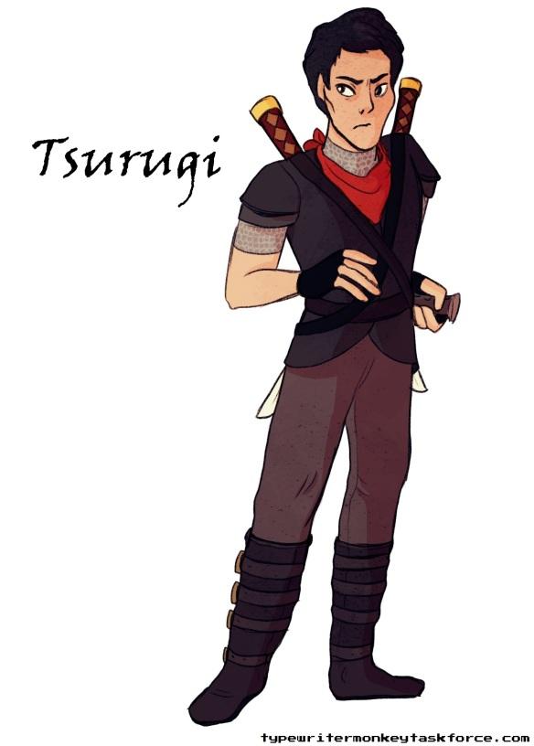 Tsurugi (TMTF version)
